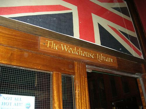 Wodehouse Library in Dulwich College